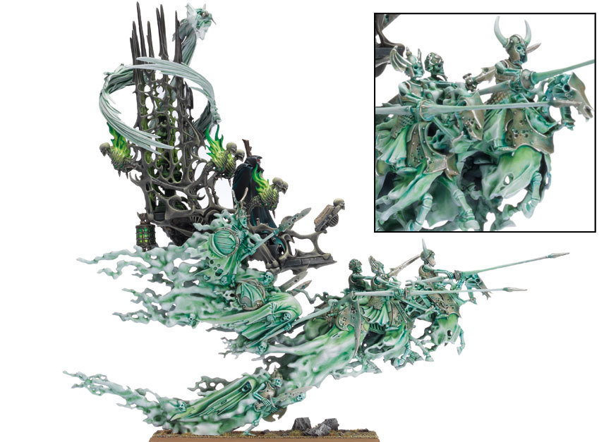 Coven Throne / Mortis Engine