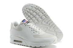Кроссовки мужские Nike Air Max 90 HyperFuse Independence Day White