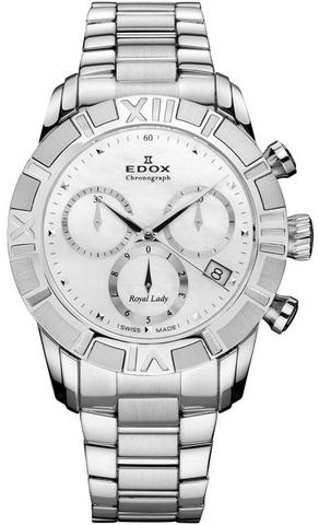 Купить Наручные часы Edox Royal Lady 10406 3NAIN по доступной цене