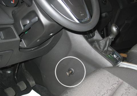 Гарант Консул 30012.L для OPEL MERIVA /2011-/ М5; M6 R - вперёд