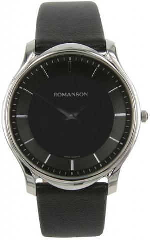 Купить Наручные часы Romanson TL2617MWBK по доступной цене