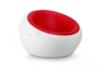 кресло egg pod ball ( кожа)