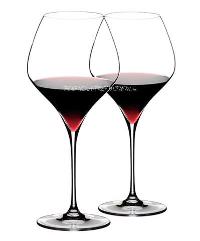 бокалы под вино красное фото
