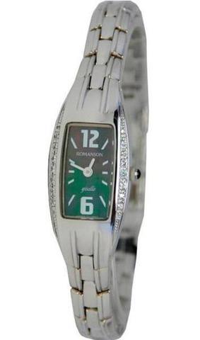 Купить Наручные часы Romanson RM7216QLWBK по доступной цене