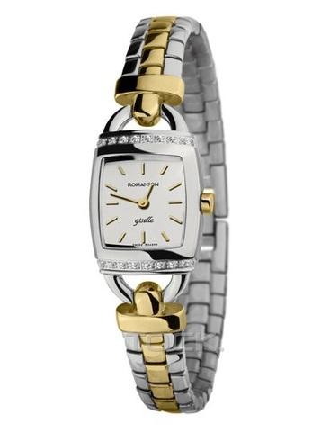 Купить Наручные часы Romanson RM9237QLCWH по доступной цене