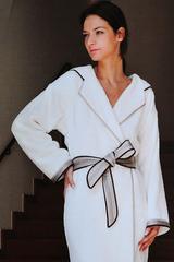 Элитный халат махровый Kim от Timas