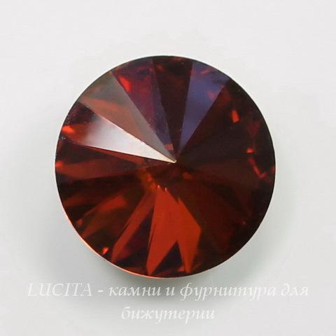 1122 Rivoli Ювелирные стразы Сваровски Crystal Red Magma (12 мм)