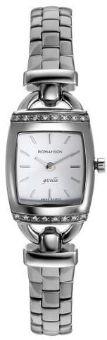 Купить Наручные часы Romanson RM9237QLWWH по доступной цене