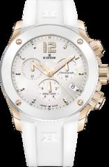 Наручные часы Edox CLASS-1-Chronograph Ladies 10411 37RB NAIR