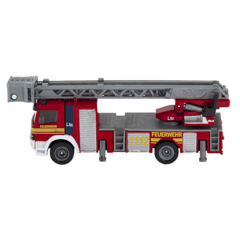 Siku. Пожарная машина с лестницей. 1:87