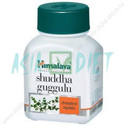 Himalaya Shuddha Guggulu