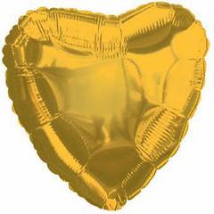 F 32 Сердца Золото