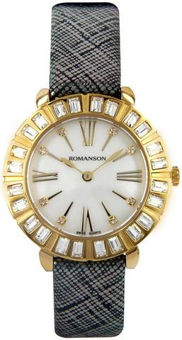 Купить Наручные часы Romanson RL1255TLGWH по доступной цене