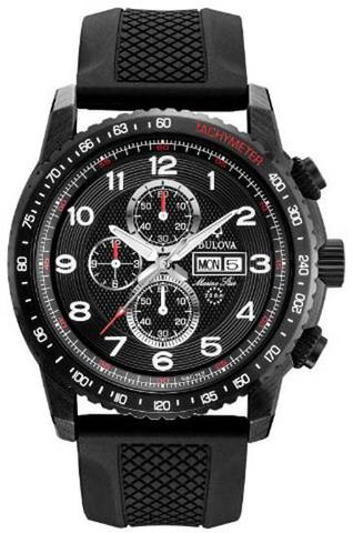 Купить Наручные часы Bulova Marine Star 98С112 по доступной цене