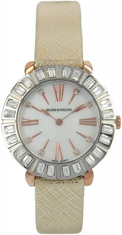 Купить Наручные часы Romanson RL1255TLJWH по доступной цене