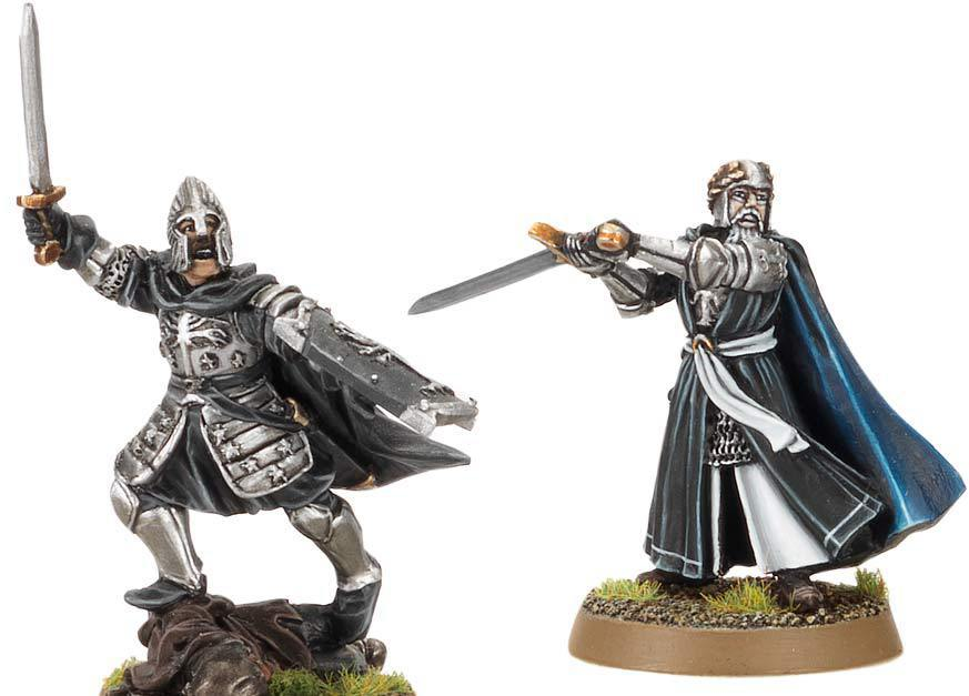 Gondor Commanders