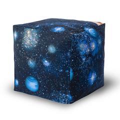 Пуфик куб Космос