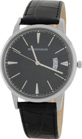 Купить Наручные часы Romanson TL4201MWBK по доступной цене