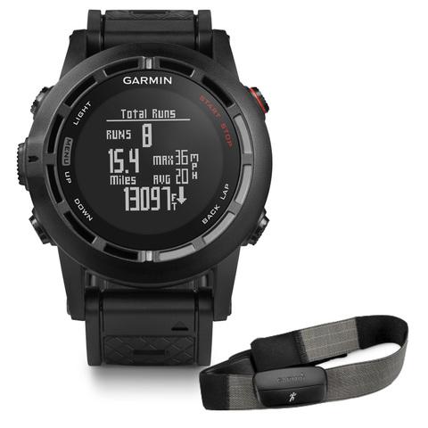 Купить Спортивные часы Garmin Fenix 2 (с датчиком) 010-01040-70 по доступной цене