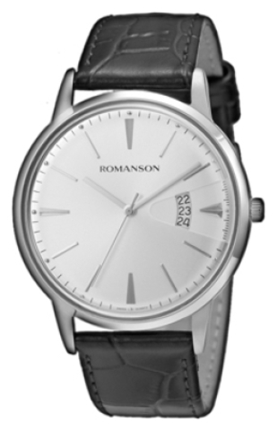 Купить Наручные часы Romanson TL4201MWWH по доступной цене