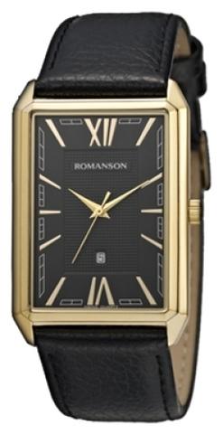 Купить Наручные часы Romanson TL4206MGBK по доступной цене