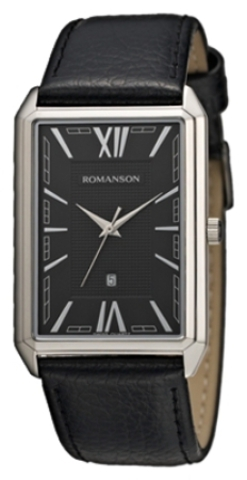 Купить Наручные часы Romanson TL4206MWBK по доступной цене