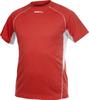 1901235-2430 Футболка Craft Track and Field мужская красная