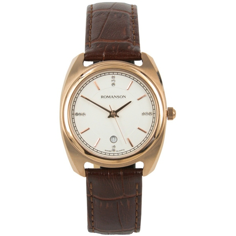 Купить Наручные часы Romanson TL1269LRWH по доступной цене