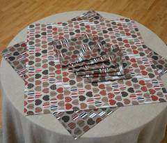 Пример работы покупателя ЛиноБалт из ткани этого аритикула