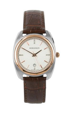Купить Наручные часы Romanson TL1269LJWH по доступной цене