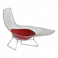 кресло  Bertoia Asymmetric armchair