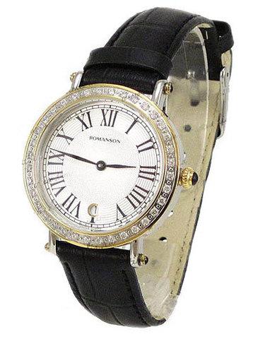 Купить Наручные часы Romanson RL1253QLCWH по доступной цене