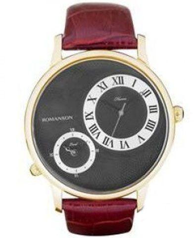Купить Наручные часы Romanson TL1212MGBK по доступной цене
