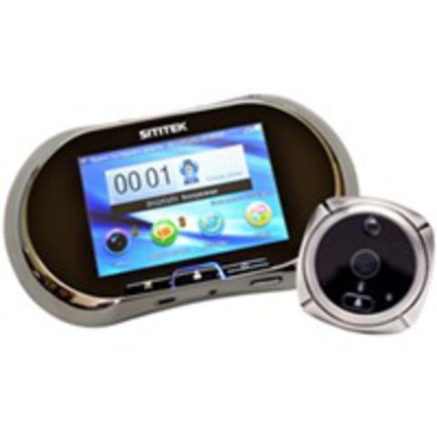 Беспроводной видеоглазок SITITEK GSM