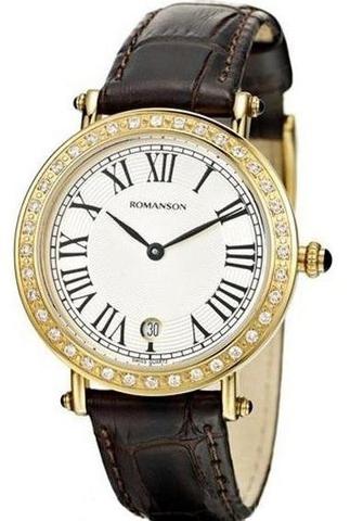 Купить Наручные часы Romanson RL1253QLGWH по доступной цене