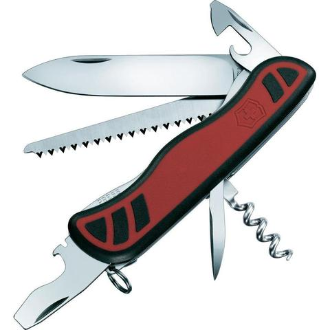 Солдатский нож Victorinox Forester red/black(0.8361.C)