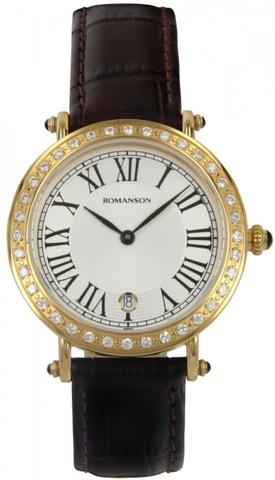 Купить Наручные часы Romanson RL1253QLRWH по доступной цене