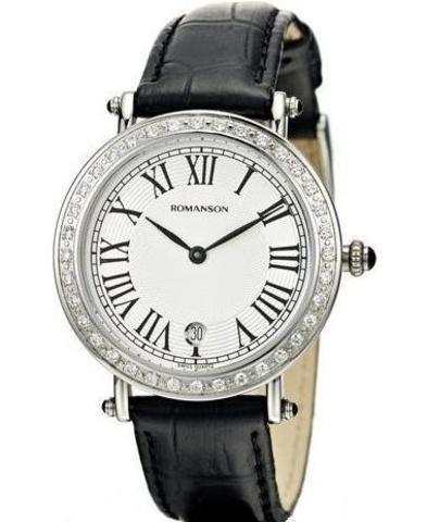 Купить Наручные часы Romanson RL1253QLWWH по доступной цене