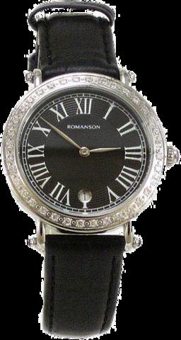 Купить Наручные часы Romanson RL1253QLWBK по доступной цене