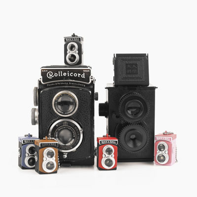 ������ � ���� Rolleicord (����������)