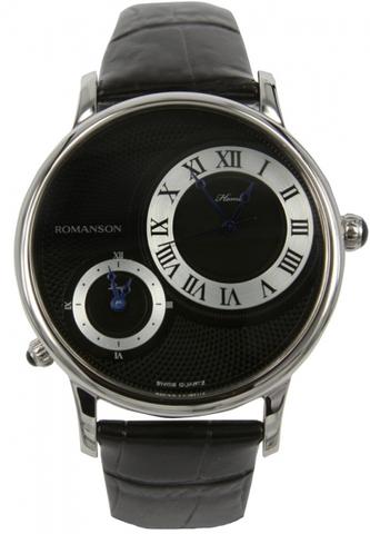 Купить Наручные часы Romanson TL1212MWBK по доступной цене