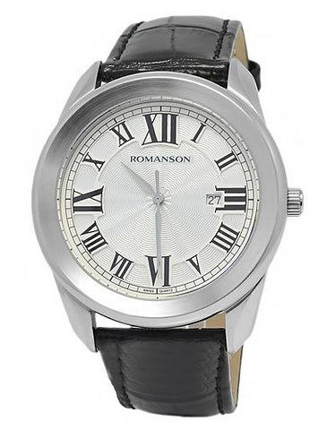 Купить Наручные часы Romanson TL2615MWWH по доступной цене