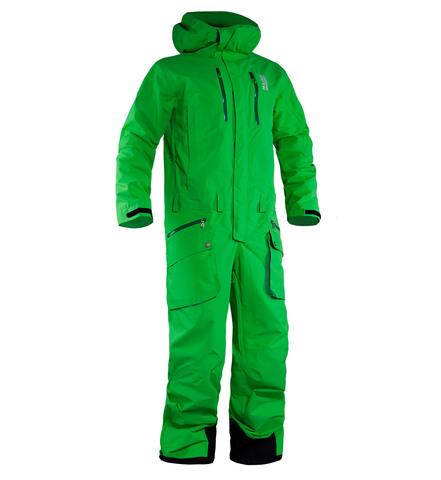 Комбинезон горнолыжный 8848 Altitude Monster Ski Suit Neon Green мужской