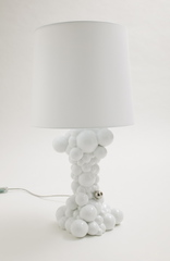 лампа jaime hayon bubble lamp white