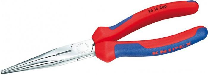 Длинногубцы с резцом Knipex KN-2615200