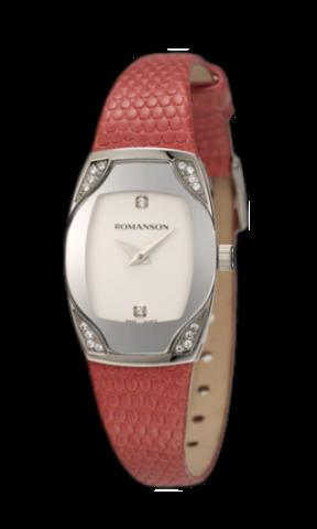Купить Наручные часы Romanson RL4204QLWWH по доступной цене
