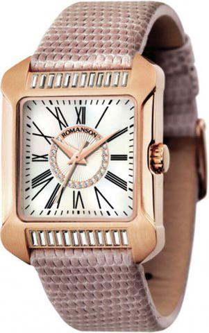Купить Наручные часы Romanson RL1214TLRWH по доступной цене