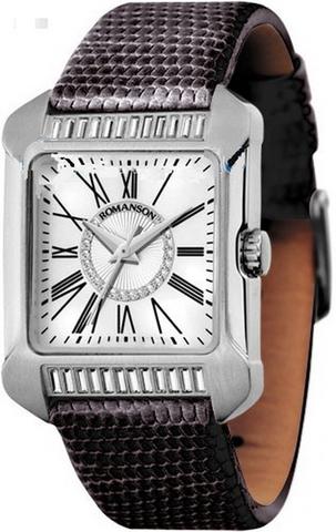Купить Наручные часы Romanson RL1214TLWWH по доступной цене