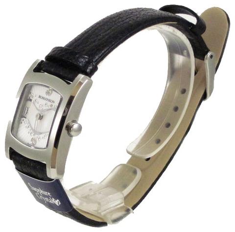 Купить Наручные часы Romanson RL1254LWWH по доступной цене
