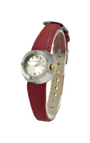 Купить Наручные часы Romanson RL2611QLCWH по доступной цене